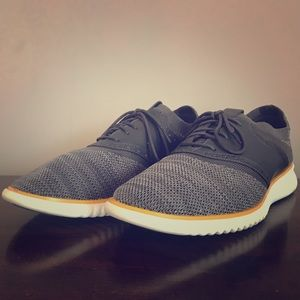 Cole Haan 2.0 Zerogrand  Saddle Knit Oxford